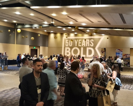 Opening reception WSAE Conv 2018